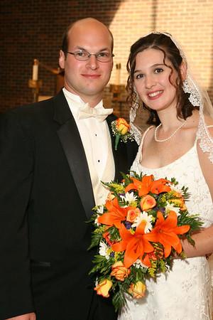Sarah and Jimmy