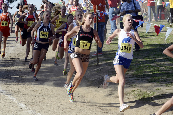 State XC Finals - Girls Varsity