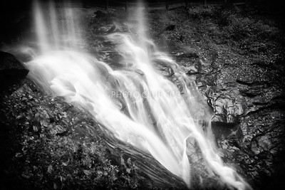 PRINT-MONO-ADVANCED-SILVER-THE GHOST OF DRY FALLS-BRUNO GRAZIANO