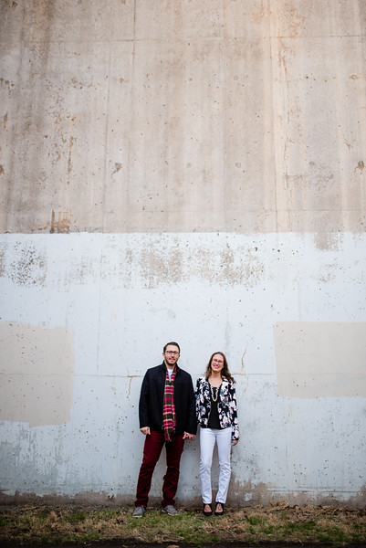Engagement Mel and Jeff