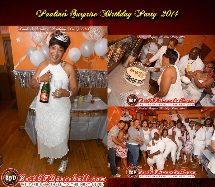 8-16-2014-BRONX-Pauline's Surprise Birthday Party 2014