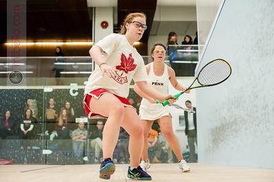 2014-03-01 Leslie Gill (Penn) and Lindsay Seginson (Cornell)