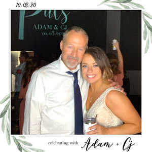 Adam + Cj Wedding