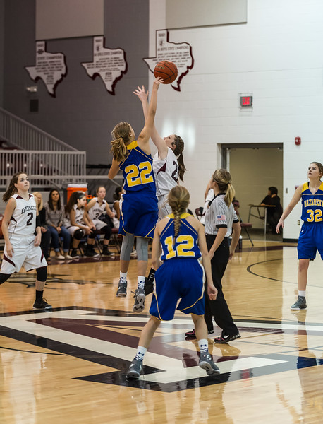 Lady Lopes JV vs Naz, 11-24-2015