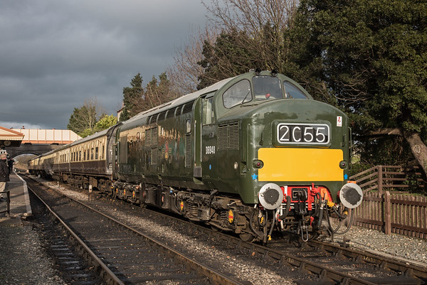 Gloucestershire Warwickshire Railway - Wednesday 26th & Saturday 29th December 2018