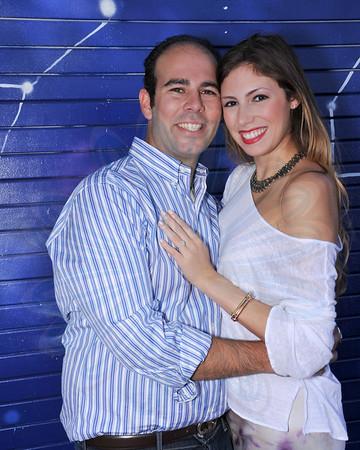 Kassy & Freddy Engagement Shoot