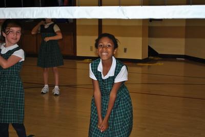3rd Grade Volleyball