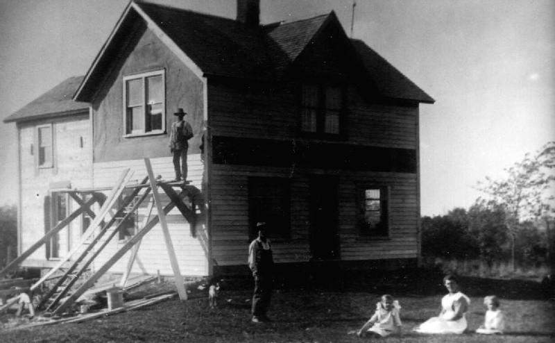 Remodeling the Klimmer House