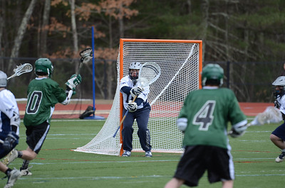 2013 Medway HS Lax