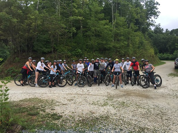 Senior Trip to Nantahala Outdoor Center 2018