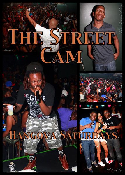 The Street Cam: Hangova Saturdays (4/2)
