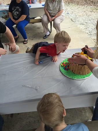 Ian's 3rd Birthday