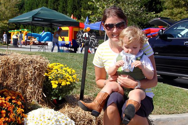 Preschool Fall Festival 2013