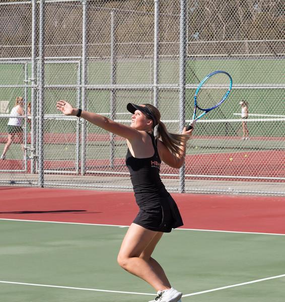 Varsity Tennis vs Mater Dei