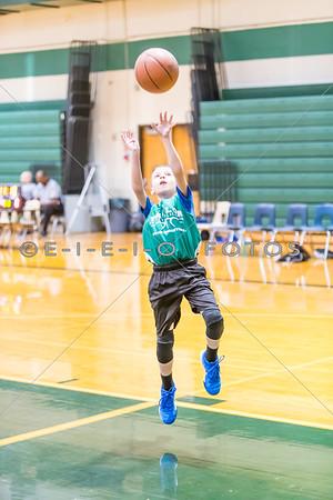 20190118 Taylor Bulls vs Hutto Youth Basketball