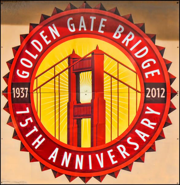 Golden Gate Bridge - 75th Anniversary...!