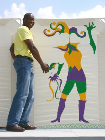 Float Painting - 10 Sep 2005