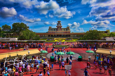 THE MAGIC KINGDOM_Disney
