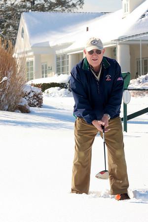 Huntington Golf Club - Winter Golf