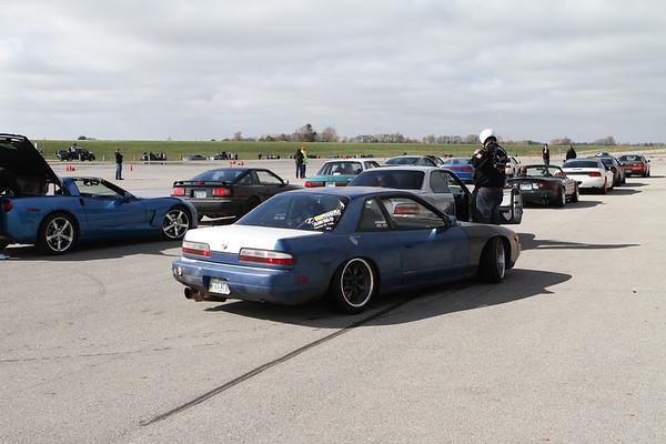 DMVR Drift Event