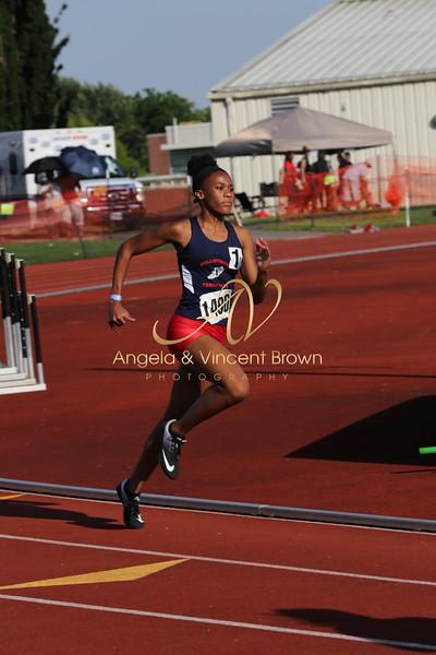 2017 AAU DistQual: 1718 Girls 400m