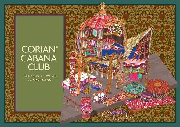 Corian Cabana Club