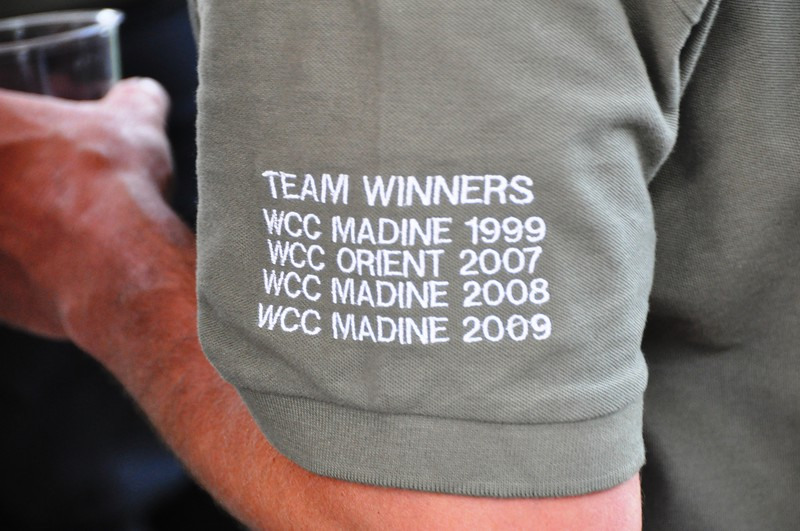 Carp World Team winners
