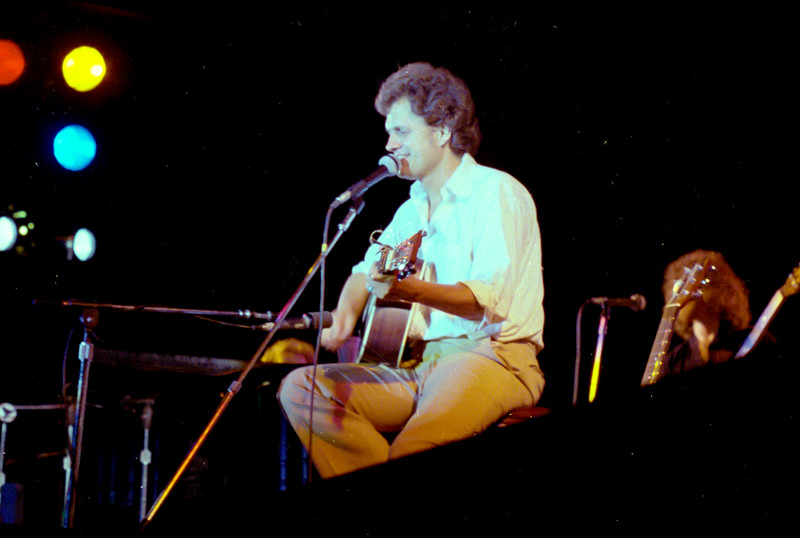 1978 Harry Chapin concert - Ghost Town in the Glen
