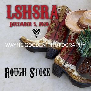 LSHSRA Rough Stock - December 5, 2020