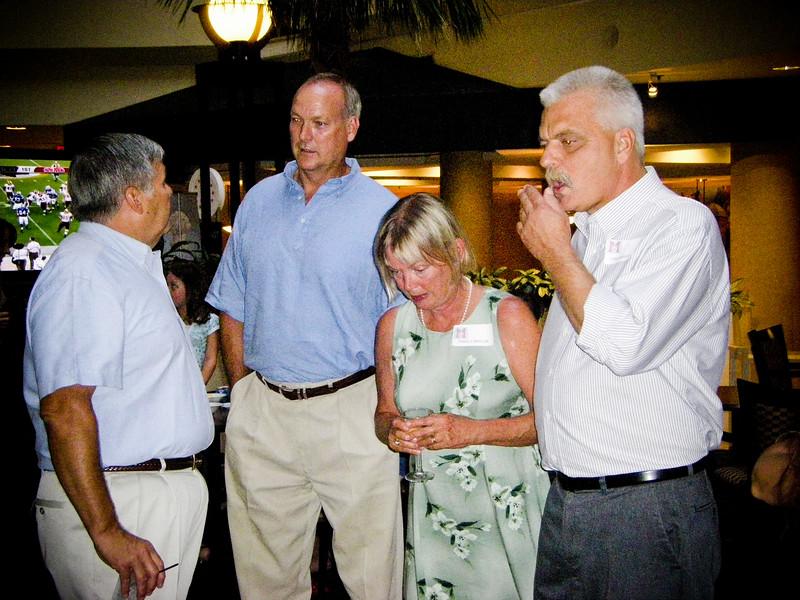 John Coale, George Hopper (GCM1972), Pam Mohler, Kevin Mohler