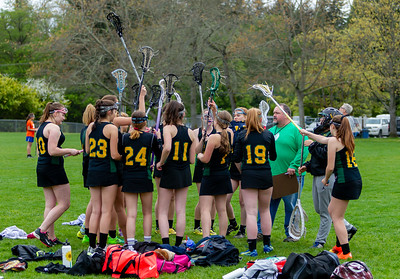 Vashon Valkyries Lacrosse v Graham-Kapowsin Orange 04/30/2018