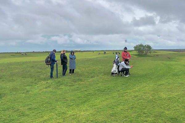 Íslandsmót golfklúbba Hella - lokadagur