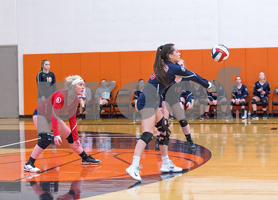 Sayre Volleyball ~ Towanda 10/16/18