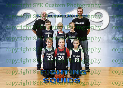 Fighting Squids