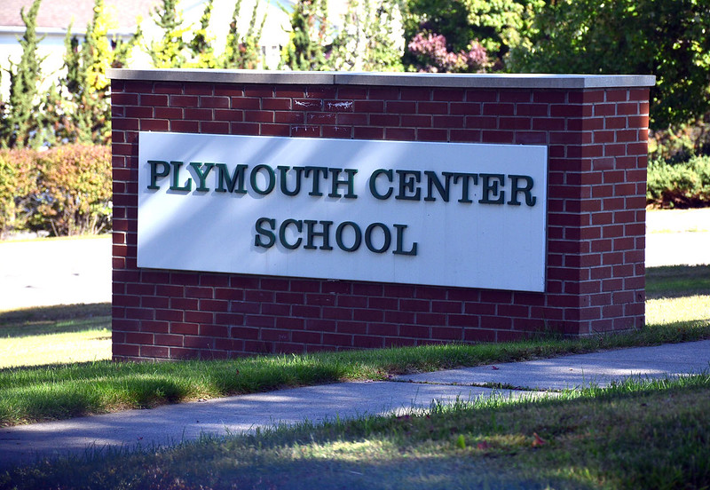 9/18/2014 Mike Orazzi | Staff The Plymouth Center School on North Street in Plymouth.