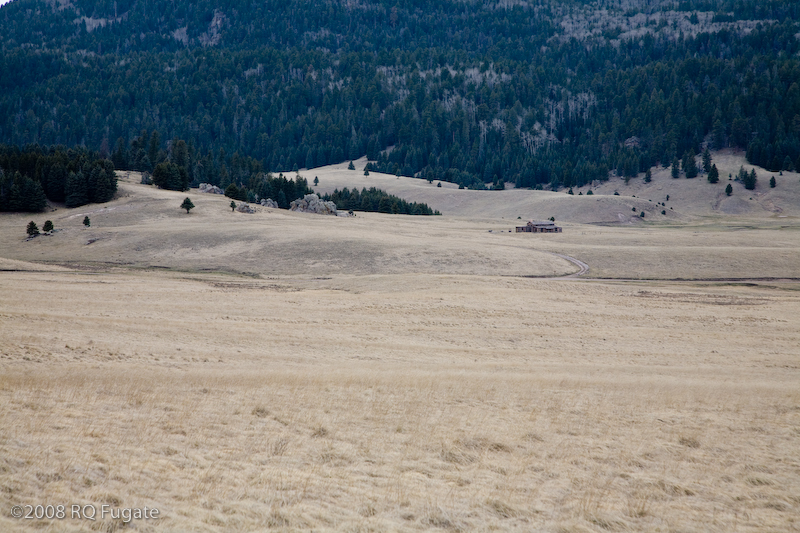 Valles Caldera National Preserve (which supplied material that made Tent Rocks)
