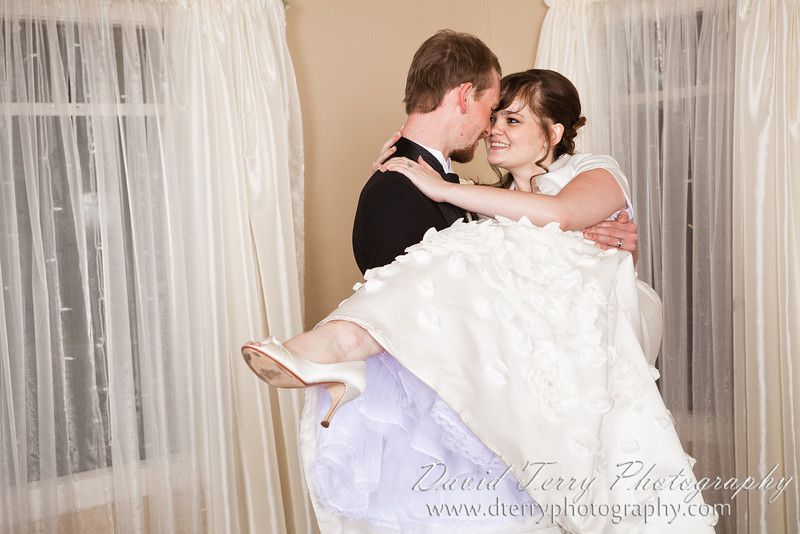 David Terry Photography - Emily and Garrett Reception at Le Chateau in Provo