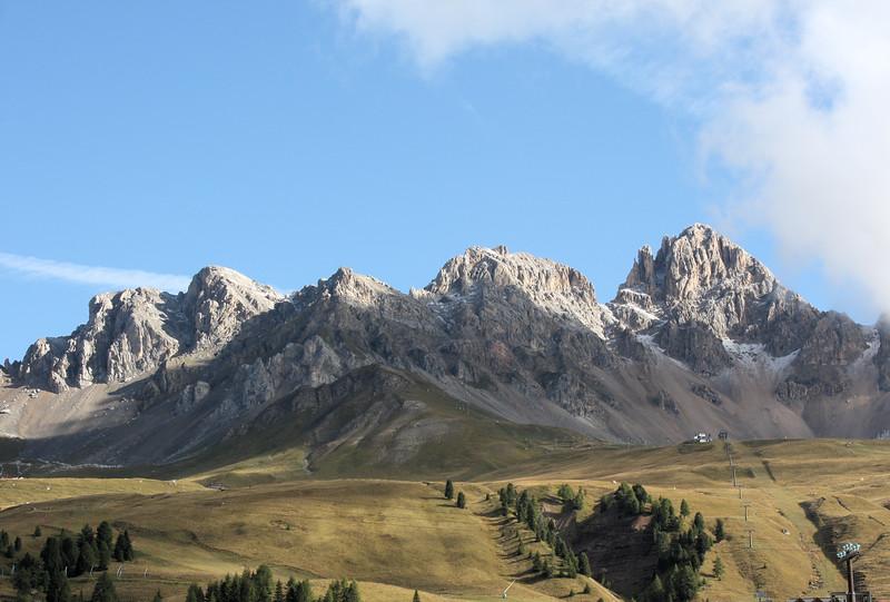 North from Passo San Pellegrino.JPG