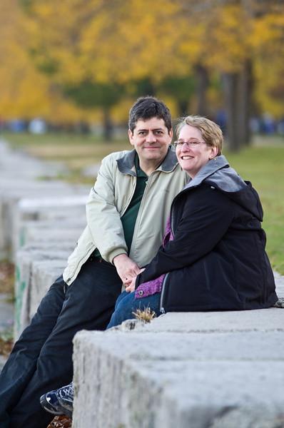 Sandra & William - Engagement