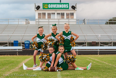 NC Cheer Squad - Seniors