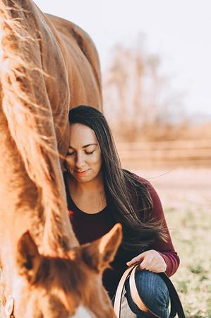 Sara - Equine Session