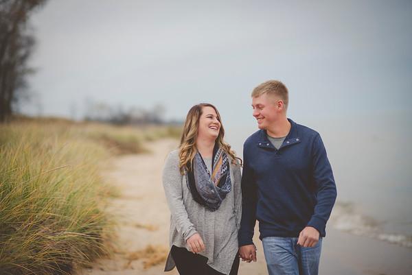 Haley + Grant | Kohler Andrae Engagement Session