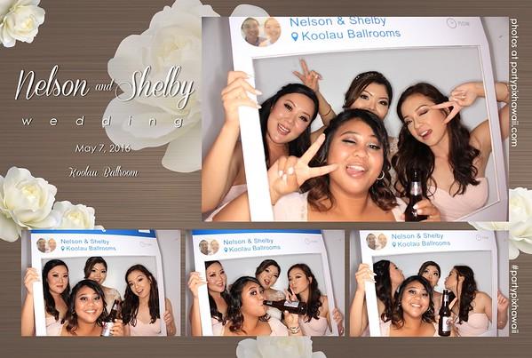 Nelson & Shelby's Wedding (Luxury Photo Pod)