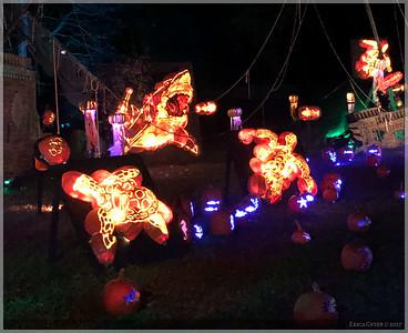 Pumpkin Glow - October 2017