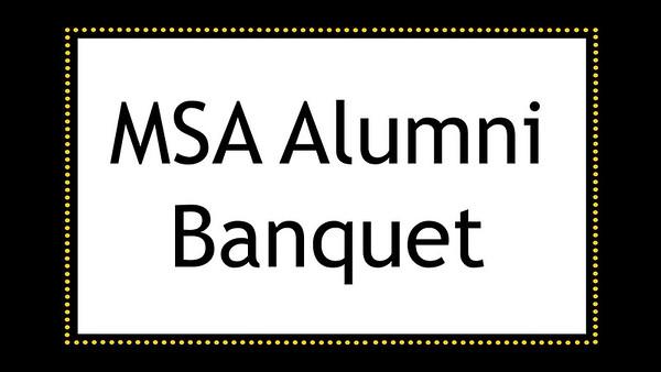 MSA Alumni