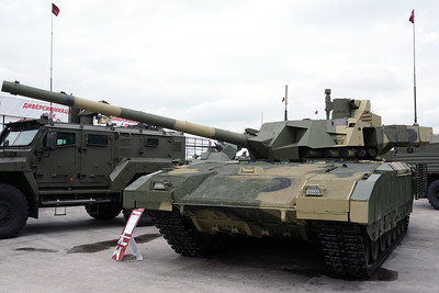 ARMY-2021 - Static displays part 1: Tanks, IFVs, APCs, Artillery, Air Defence and CBRN