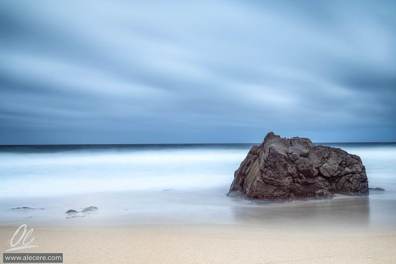 Rocks in the surf II