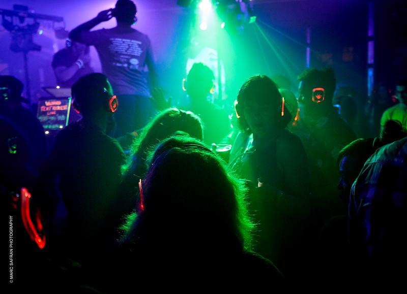 Silent Rave Party, Rochester Fringe 2019