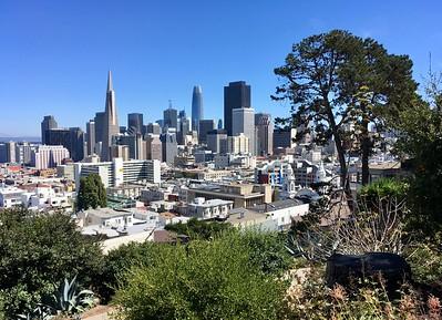 USA chapter: San Francisco life'19