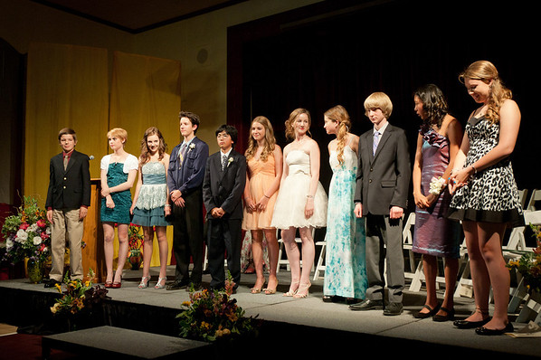 8th Grade Graduation Ceremony